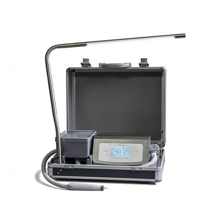 Professional case set Alfa Air QUANTUS 50